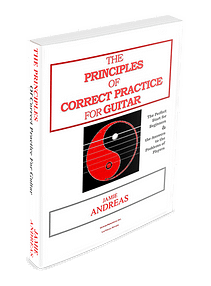 """get real finger control on guitar with """"The Principles"""""""