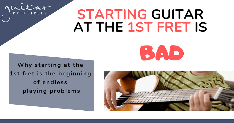 why first fret is bad