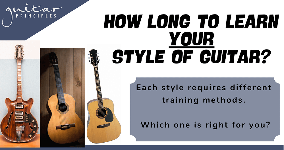 How Long To Learn Your Style