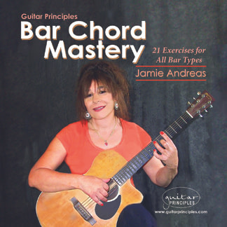 path to guitar mastery - Step 4 book